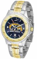 Kent State Golden Flashes Competitor Two-Tone AnoChrome Men's Watch
