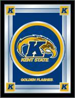 Kent State Golden Flashes Logo Mirror