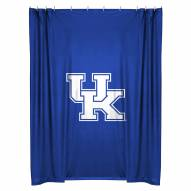 Kentucky Wildcats NCAA Shower Curtain