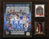 "Kentucky Wildcats 12"" x 15"" All-Time Greats Photo Plaque"