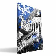 "Kentucky Wildcats 16"" x 24"" Spirit Canvas Print"