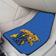 Kentucky Wildcats 2-Piece Carpet Car Mats