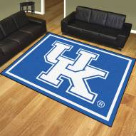 Kentucky Wildcats 8' x 10' Area Rug
