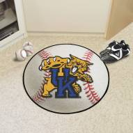 Kentucky Wildcats Baseball Rug