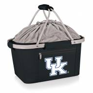 Kentucky Wildcats Black Metro Picnic Basket