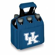 Kentucky Wildcats Blue Six Pack Cooler Tote