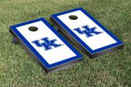 Kentucky Wildcats Border Cornhole Game Set