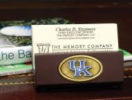 Kentucky Wildcats Business Card Holder