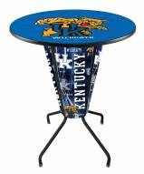 Kentucky Wildcats Indoor/Outdoor Lighted Pub Table