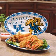 Kentucky Wildcats Ceramic Serving Platter