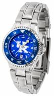Kentucky Wildcats Competitor Steel AnoChrome Women's Watch - Color Bezel