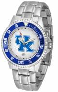 Kentucky Wildcats Competitor Steel Men's Watch