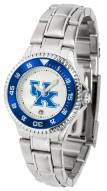 Kentucky Wildcats Competitor Steel Women's Watch