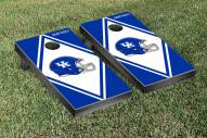 Kentucky Wildcats Diamond Cornhole Game Set