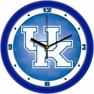 Kentucky Wildcats Dimension Wall Clock