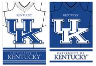 Kentucky Wildcats Double Sided Jersey Flag