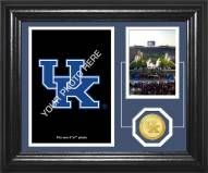 "Kentucky Wildcats ""Fan Memories"" Desktop Photo Mint"