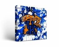 Kentucky Wildcats Fight Song Canvas Wall Art