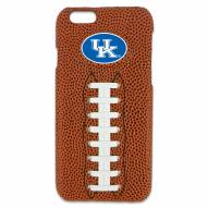 Kentucky Wildcats Football iPhone 6/6s Case