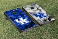 Kentucky Wildcats Galaxy Cornhole Game Set