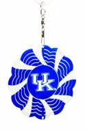 Kentucky Wildcats Geo Spinner Tree Ornament