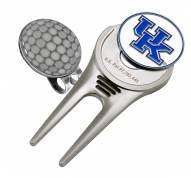Kentucky Wildcats Golf Cap Divot Tool