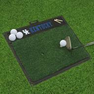 Kentucky Wildcats Golf Hitting Mat