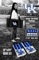 Kentucky Wildcats Junior Cornhole Game Set