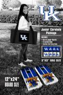 Kentucky Wildcats Junior II Cornhole Game Set