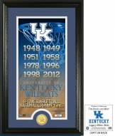 Kentucky Wildcats Legacy Bronze Coin Photo Mint