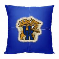 Kentucky Wildcats Letterman Pillow