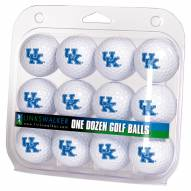 Kentucky Wildcats Dozen Golf Balls