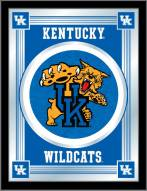 Kentucky Wildcats Logo Mirror