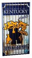 Kentucky Wildcats Metal Wall Art