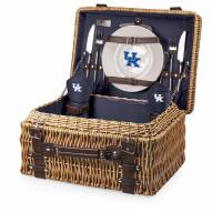 Kentucky Wildcats Navy Champion Picnic Basket