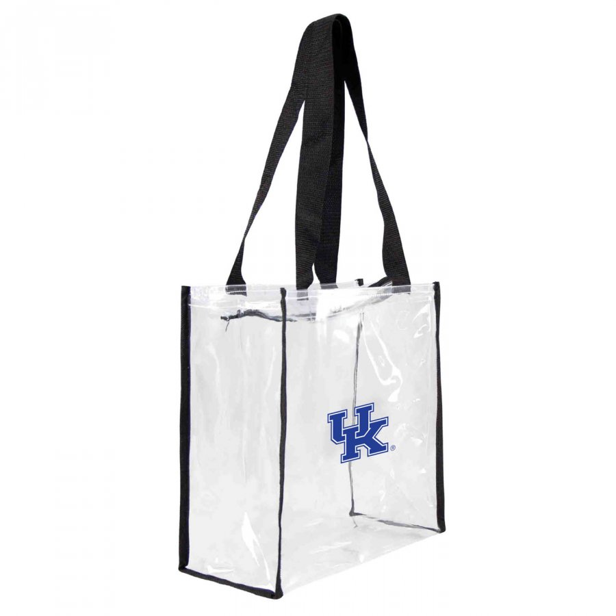 Kentucky Wildcats NCAA Clear Square Stadium Tote