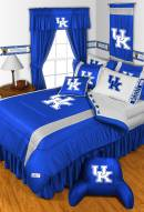 Kentucky Wildcats NCAA Sideline Bed Set