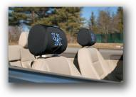 Kentucky Wildcats Premium Headrest Covers
