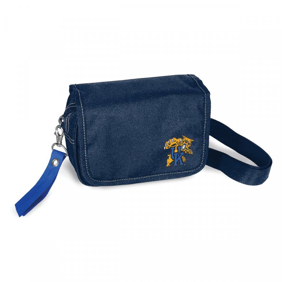 Kentucky Wildcats Ribbon Waist Pack Purse