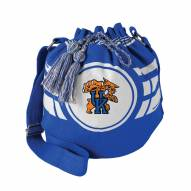 Kentucky Wildcats Ripple Drawstring Bucket Bag