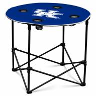 Kentucky Wildcats Round Folding Table