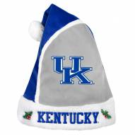 Kentucky Wildcats Santa Hat