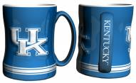 Kentucky Wildcats Sculpted Relief Coffee Mug