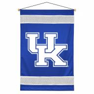 Kentucky Wildcats Sidelines Wall Hanging
