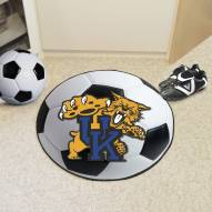 Kentucky Wildcats Soccer Ball Mat