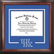 Kentucky Wildcats Spirit Diploma Frame