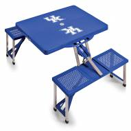 Kentucky Wildcats Sports Folding Picnic Table