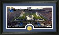 Kentucky Wildcats Stadium Bronze Coin Panoramic Photo Mint