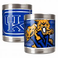 Kentucky Wildcats Stainless Steel Hi-Def Coozie Set