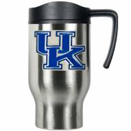Kentucky Wildcats Stainless Steel Travel Mug